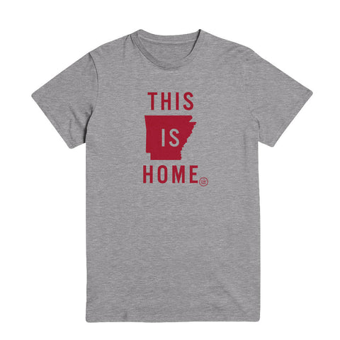 The This is Home Arkansas Tee