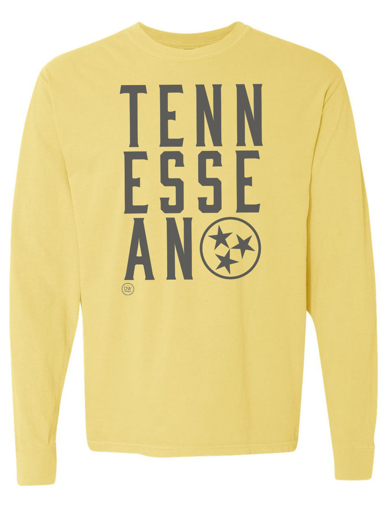 The Tennessean Long Sleeve Tee