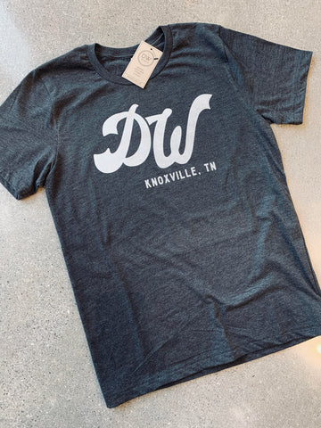 The DW Retro Logo Tee
