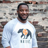 The TN Native Black Bear Raglan