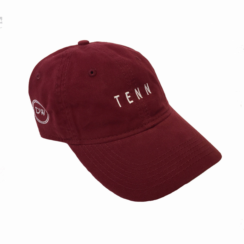 The TENN Hat - Maroon