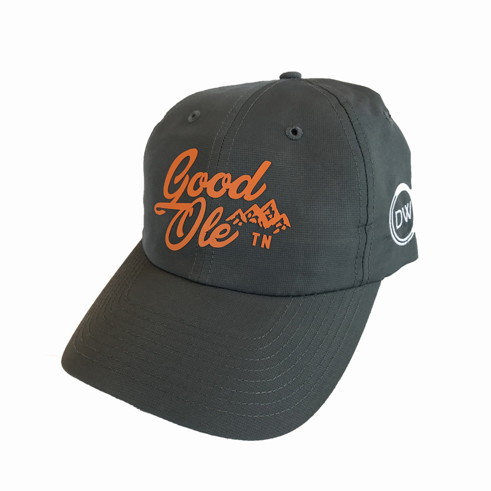 Good Ole 2.0 Unstructured Active Hat - Charcoal