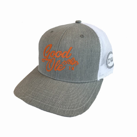 Good Ole 2.0 Trucker Hat - Grey