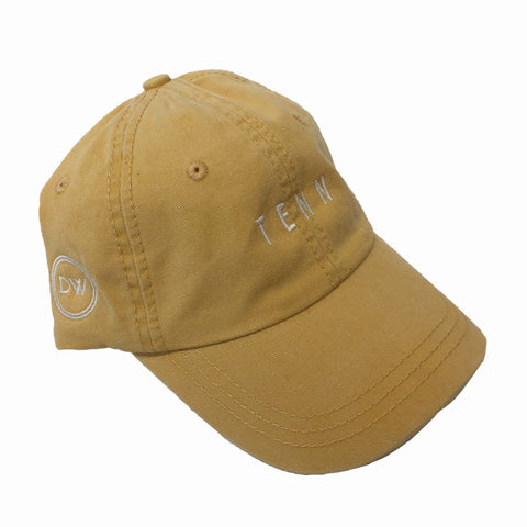 The TENN Hat - Mustard