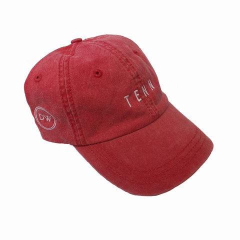 The TENN Hat - Vintage Red