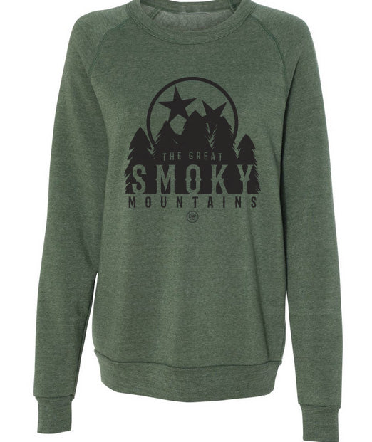 The Great Smoky Mountains Sweatshirt