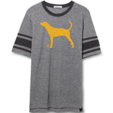 The Hound Dog Throwback Tee