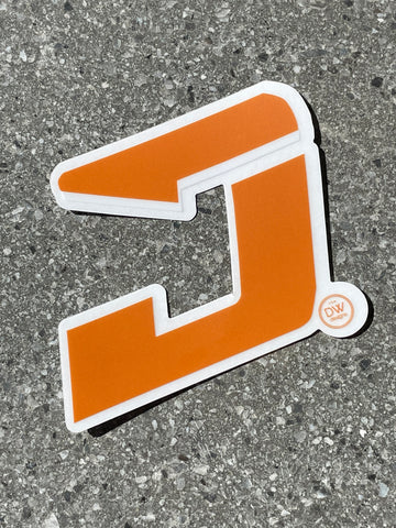 The Joshua Dobbs JD11 Sticker