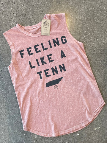 The Feeling Like a Tenn Women's Muscle Tank