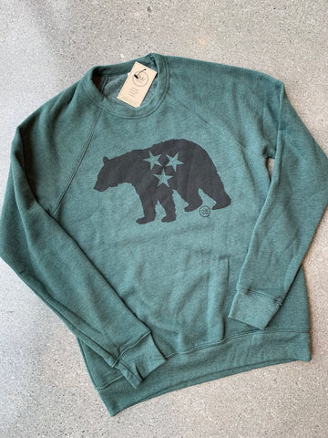 The Tristar Bear Sweatshirt