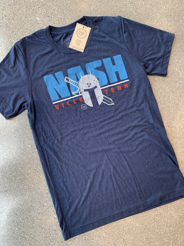 The Nash Battle Tee