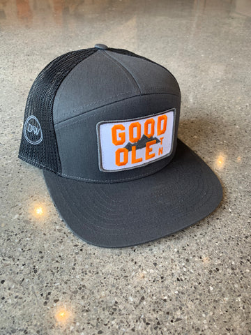 The Good Ole 3.0 Patch Panel Trucker Hat