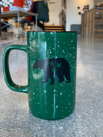 The Tristar Bear Tall Camper Mug