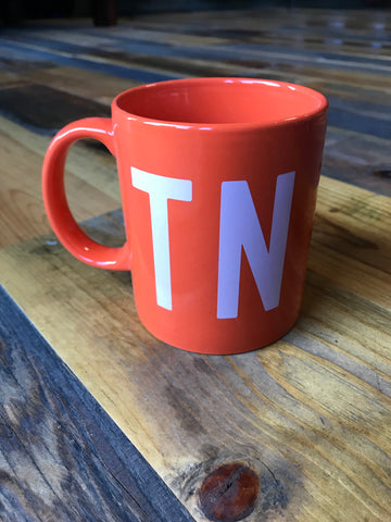 The TN Mug - Orange