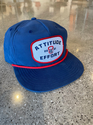 The Attitude + Effort Rope Hat - PRE-ORDER