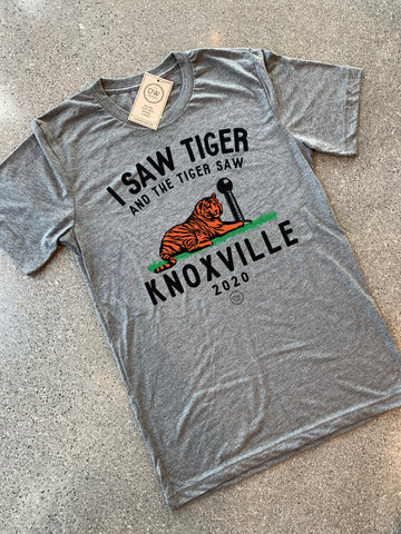 The Knoxville Tiger Tee