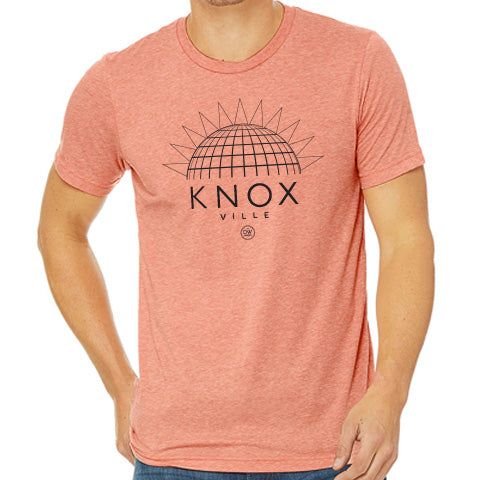 The Knoxville Sunset Tee