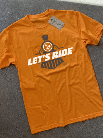 The Let's Ride Tee