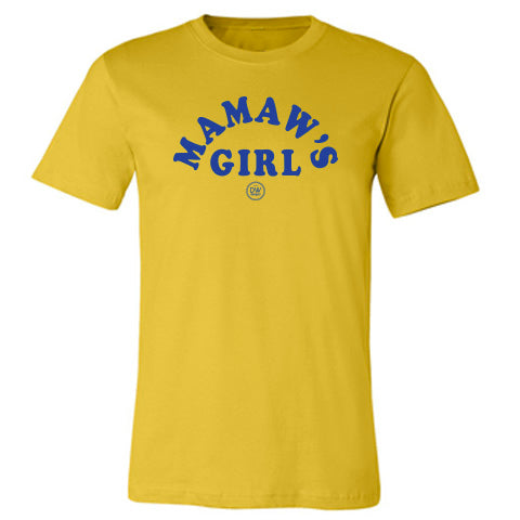 The Mamaw's Girl Tee - DWC