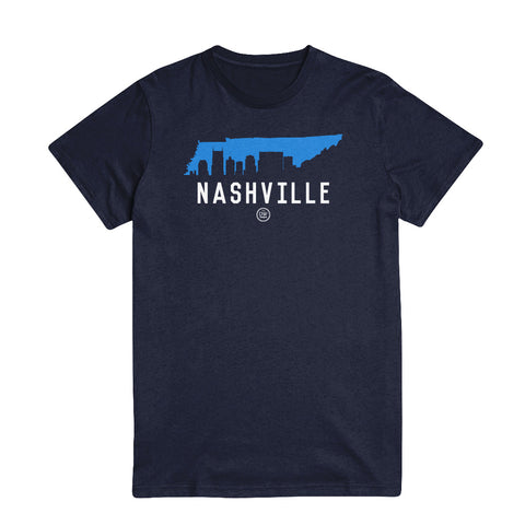 The Nash Skyline Tee