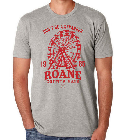 The Roane County Fair Tee
