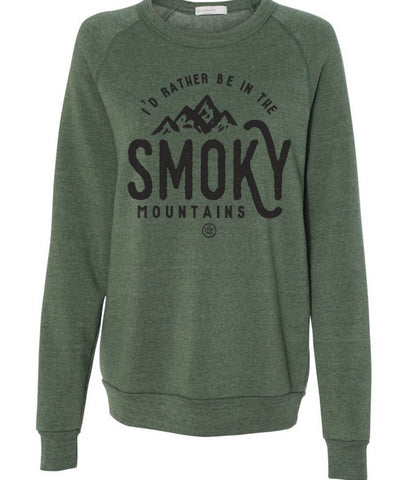 The Smoky Mountains Sweatshirt