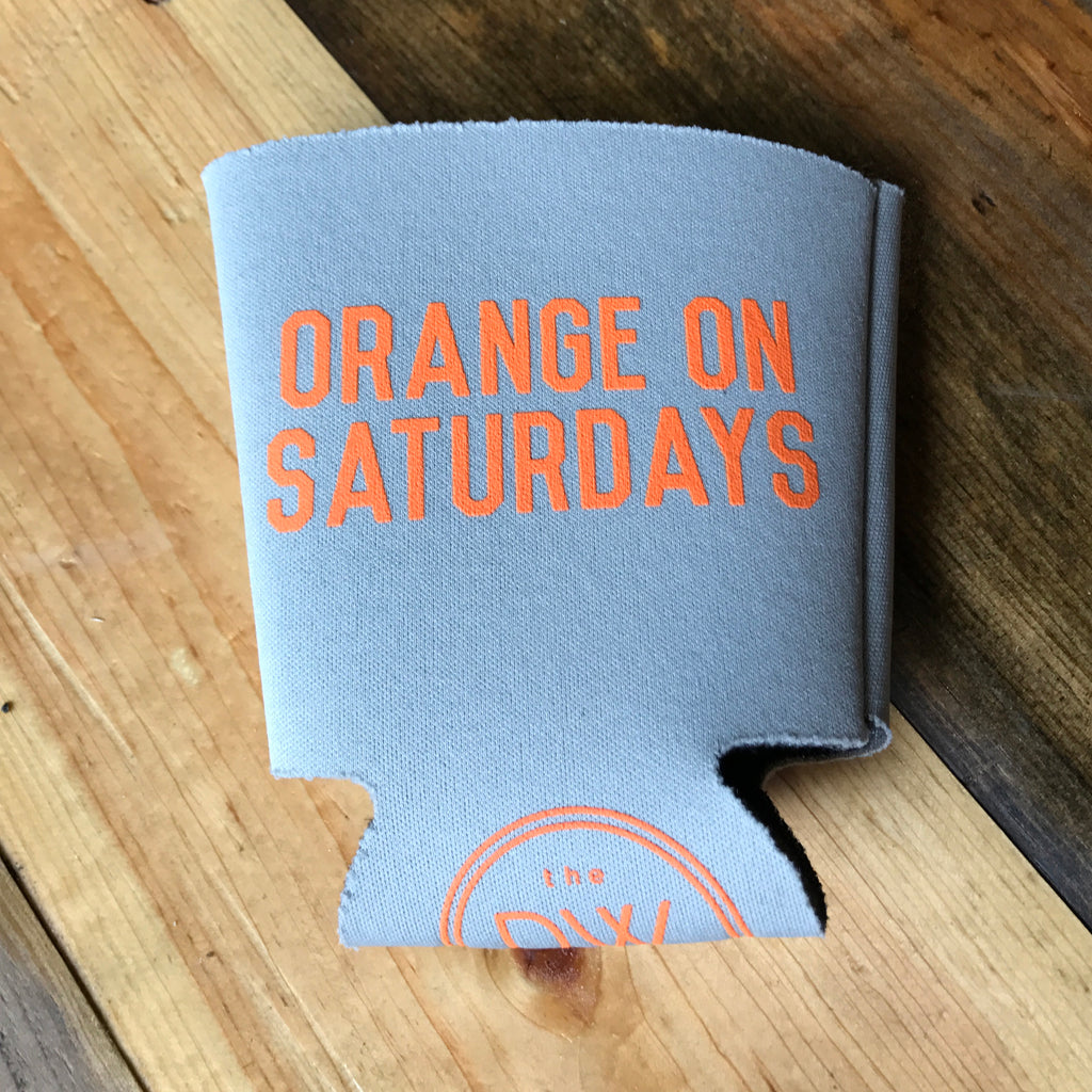 The Saturday Solo Cup Koozie