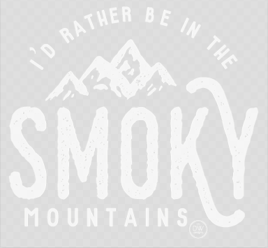 The Smoky Mountain Sticker