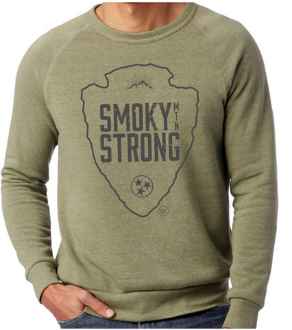 The Smoky Mtn Strong Sweatshirt