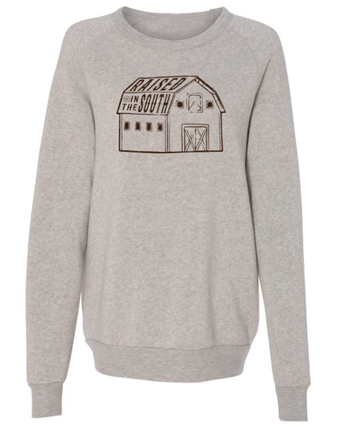 The Raised in the South Sweatshirt