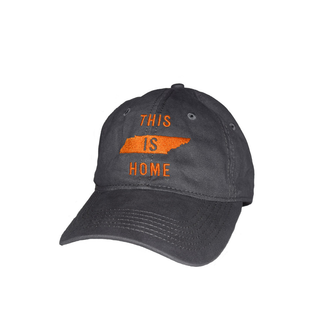 The This is Home Charcoal Hat