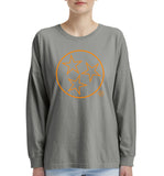 The Tristar Outline Oversized Long Sleeve Tee