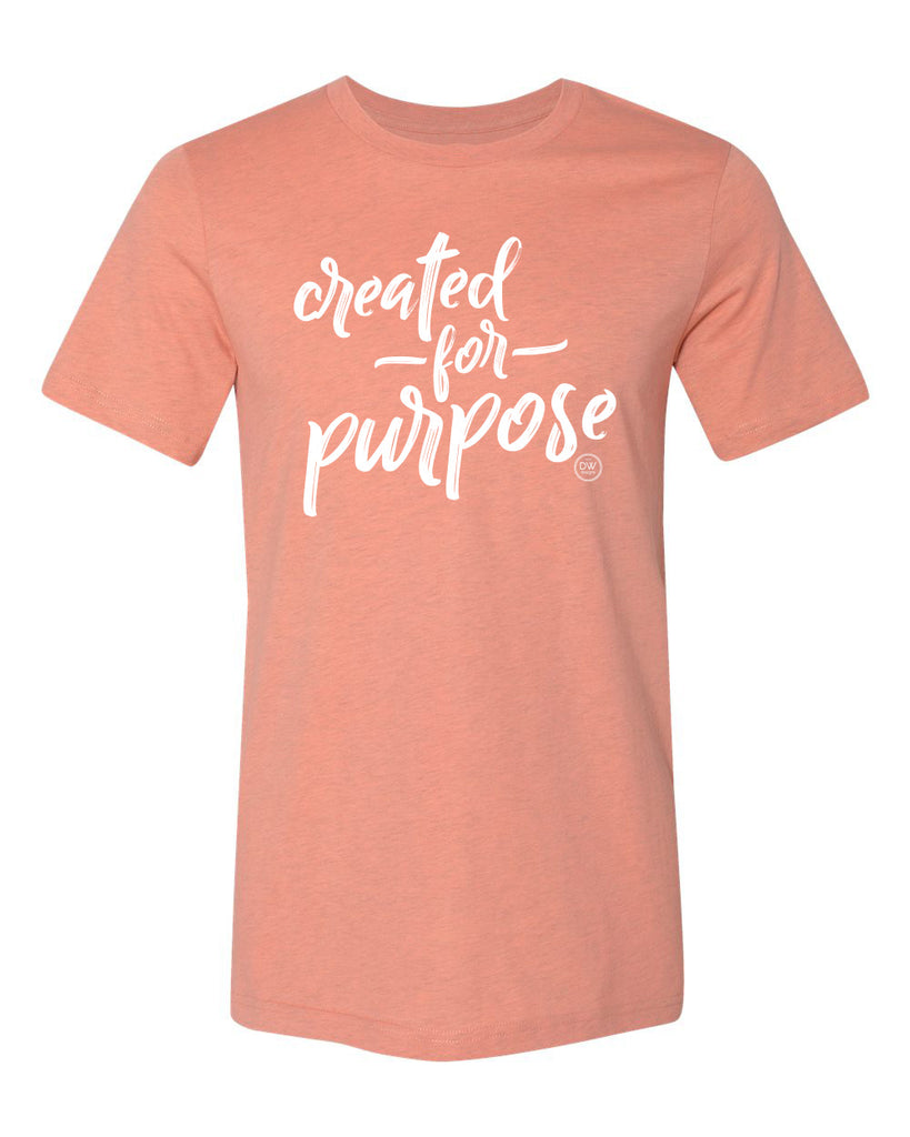 The Created for Purpose Tee