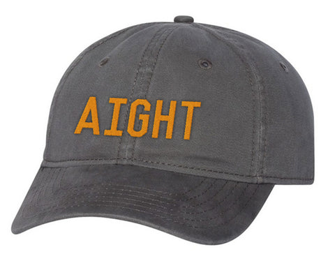The AIGHT Hat - Charcoal