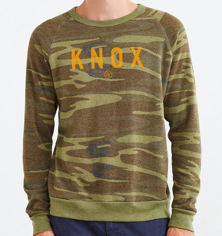 The KNOX Camo Sweatshirt
