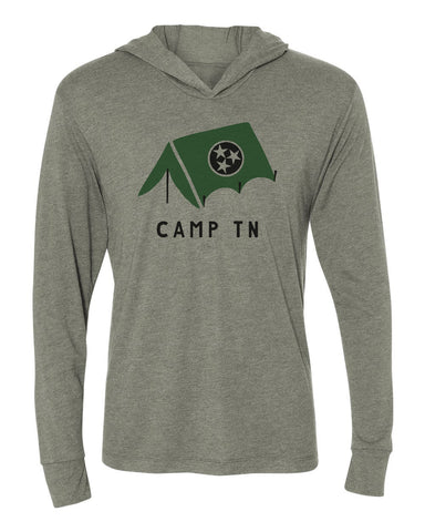 The Camp TN Tee Hoodie