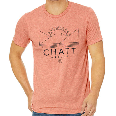 The Chattanooga Sunset Tee - DWC