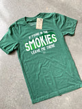 The Found in the Smokies Design - DWC