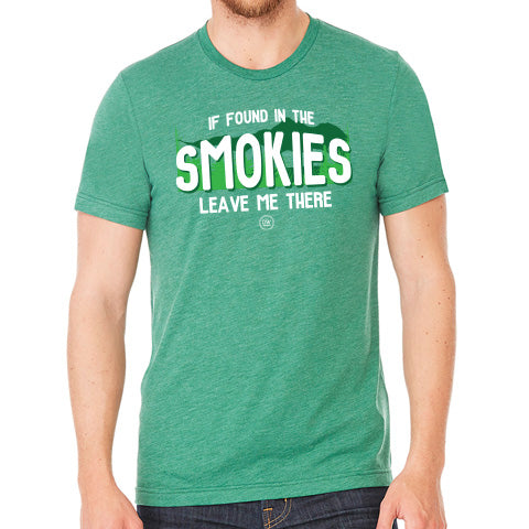 The Found in the Smokies Tee