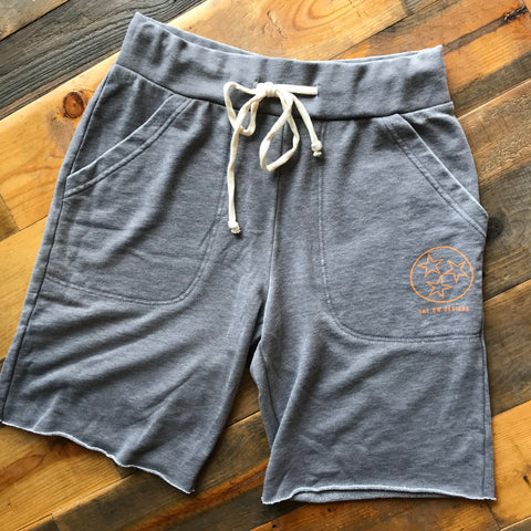 The Tristar Outline Shorts - Grey