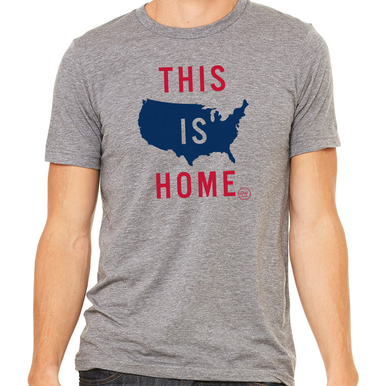 The This is Home USA Tee