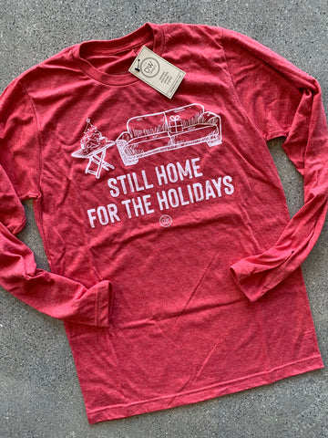 The Still Home Holiday Long Sleeve Tee