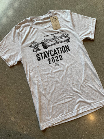 The Staycation 2020 Tee