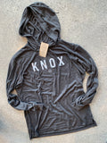 The City Vintage Knox Tee Hoodie