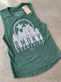 The Great Smoky Mountains Muscle Tank
