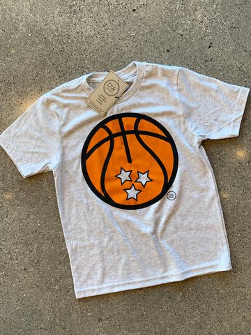 The Tristar Basketball Kids' Tee