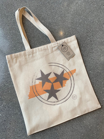 Tristar State Canvas Tote