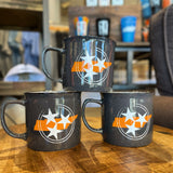 The Tristar State Campfire Mug - Charcoal