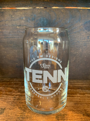 The DW TENN Can Glass