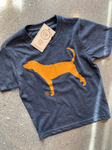 The Hound Dog Kids Tee